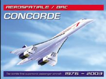 Concorde - Metal Wall Sign (3 sizes)
